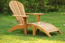 Steamer Teak Collection