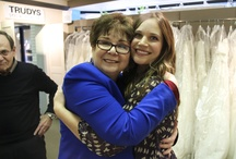 She Said Yes! To The Dress! / Beautiful bridal stories from real brides! Share in their story!