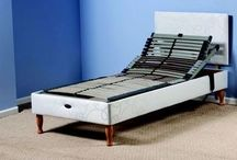 Electric Adjustable Beds / A selection of single and double electric adjustable beds available from CareCo.