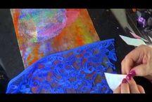 Fusing/fabric Painting