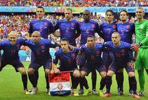 NEDERLANDS ELFTAL  WK2014 Geen EK 2016.