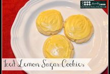Recipes/Cookies / by Beverly White