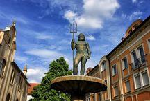 Magyarország / Magyar városok, falvak