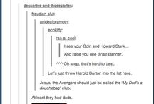 Marvel/Avengers