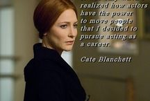 Acting and Film Quotes