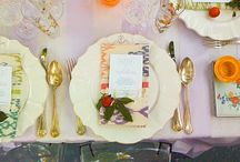 Gorgeous Weddings & Parties / Tablescapes, Decor, Details, and Ideas.  Lots and lots of delicious inspiration!   / by Kate Jeter