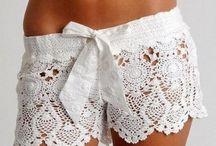 short tejido