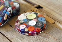 Crafts - For the Love of Buttons / by Teresa Forrester