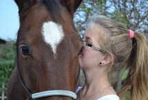 My horse <3