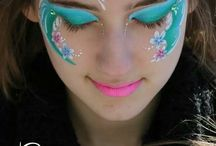 FP-A-Caty Gervais - Mtl - Face Painter / Face painter from Montreal