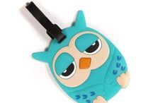 Baby Luggage Tags