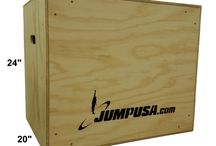 Crossfit / Plyo boxes / by JumpUSA