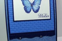 Butterfly Cards / by Marsha Bichler