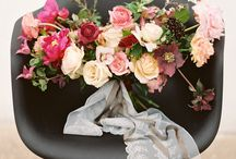 Wedding: Fall Bouquets