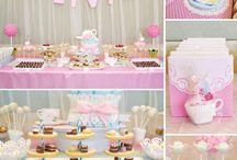 Tea party birthday