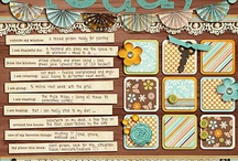 scrapbooking / by Paige Hambrook
