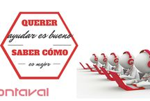 #Frases / Frases y valores Contaval #valores