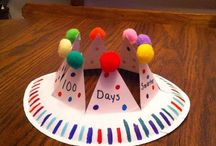 100s days 1.klasse