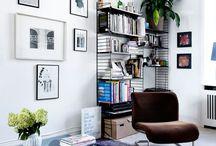 STYLING, DECO / Bookshelf