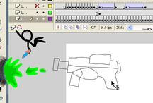 Trials and Tribulations / It's not all fun and games in animation..