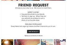 Refer a Friend EMails
