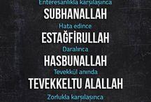 Dini söz / bilgi