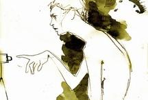 Art skisser / Insp