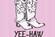 boots. / by Kara Gilson