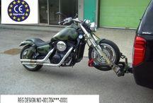 težné na motorku