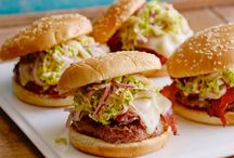 Burger Love / Recipes to help you find your next burger adventure!
