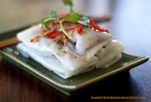 Food Recipes ::Asian Inspired! / by Buffye Sithideth