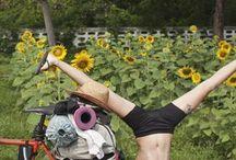 Cycling trip inspiration