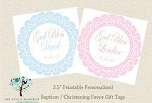 Sophia / Christening day