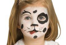 Face painting/ Kunsgrimering
