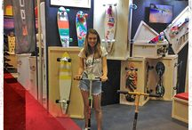 Surf Expo 2015 / Street Surfing @ Surf Expo in Orlando, California