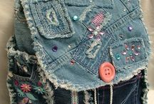 Denim Makes and Upcycles
