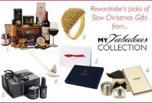 Rewardrobe Slow Christmas Gift Guide / At Rewardrobe we've put together a list of the best online retailers with the best Slow products, to give you a wealth of choice and avoid you the stress of the high street crowds. Slow is not just for fashion or food - it's a lifestyle! (oh, and it's not just for Christmas either :) )