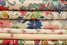 Vintage Textiles & Linens