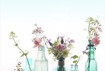 Flower decorations / Collection of stunning inspiring ways to decorate your home and dining room