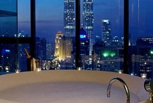 Luxurious Bathrooms / Where our day begins