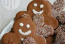 Holiday Inspiration: Christmas Baking / Celebrate the holiday with biscuits and baked treats from around the world.