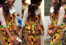Ghanaian Fashion (Kaba and slit) / Get the best pins of Ghana Kaba and Slit Styles for any occasion. Get ideas of Kaba and Slit on this board.