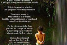 Words / by Joy Anderson