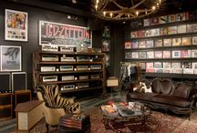 Great audiofile man cave