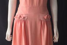 Design Styles: 1940's dresses part 4
