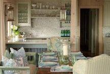 Sarah Richardson / decorating cottage style