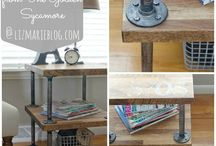 Table industrial