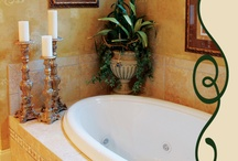 Classic • Bathrooms / Gorgeous bathrooms designed by Classic.