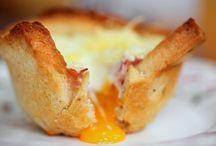 Food me loves - savoury
