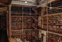 Library / bibliotheque / mediatheque / Les bibliotheques que Serero prefere